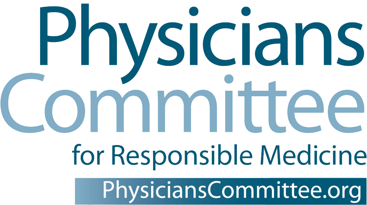 Physicians Committee for Responsible Medicine Logo