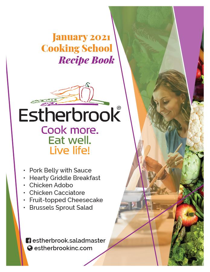 January Recipe Book 2021